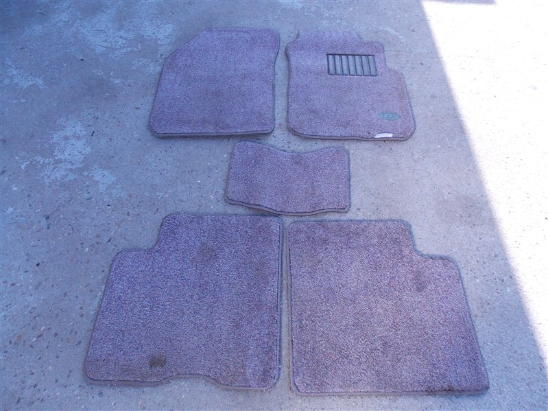 Коврики комплект Nissan Presea R11 GA15(DE) 1997