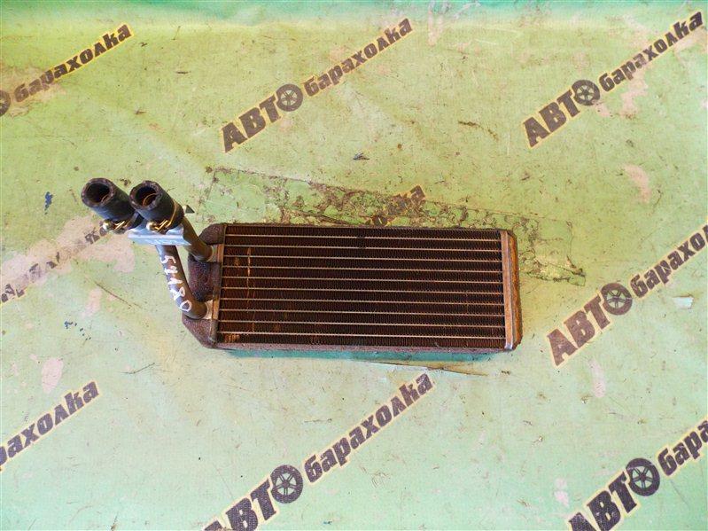 Радиатор печки Toyota Hiace KZH100 1KZ-TE 1998 задний