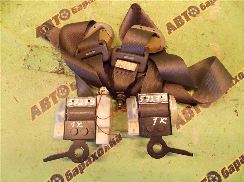 Ремень безопасности Toyota Corona ST191 3S-FE 1993 передний