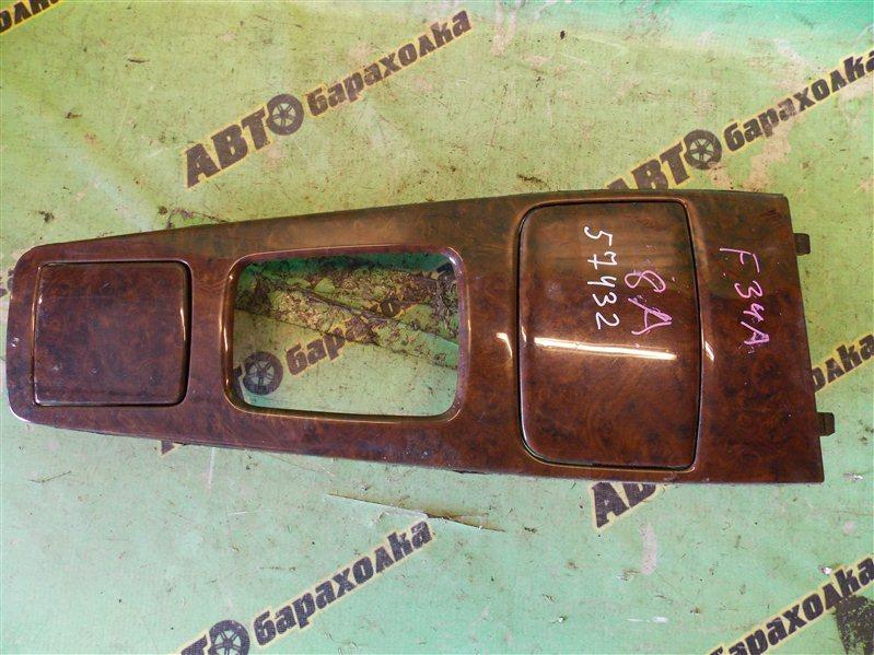 Консоль акпп Mitsubishi Diamante F34A 6A13 2003