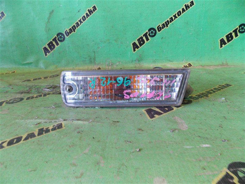 Повторитель бамперный Daihatsu Terios Kid J111G передний правый