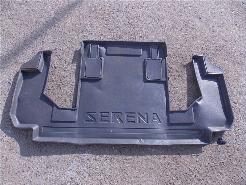 Коврик багажника Nissan Serena TC24 QR20(DE) 2002 задний