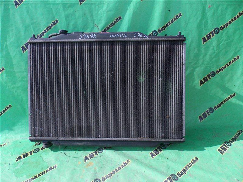Радиатор основной Honda Step Wagon RF3 K20A