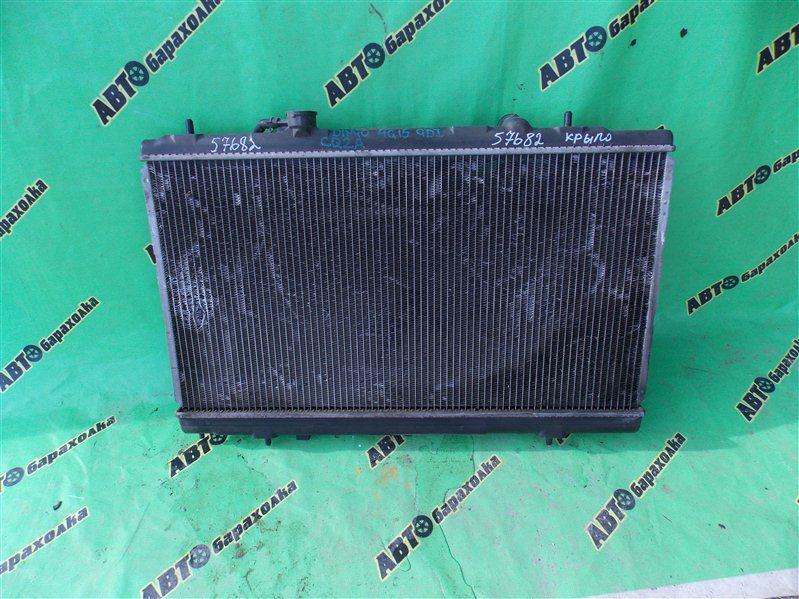 Радиатор основной Mitsubishi Dingo CQ2A 4G15