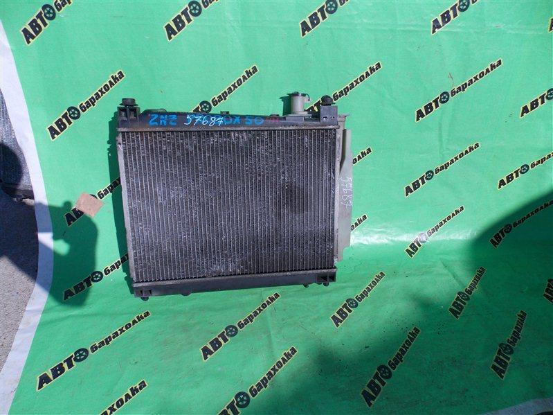 Радиатор основной Toyota Probox NCP50 2NZ