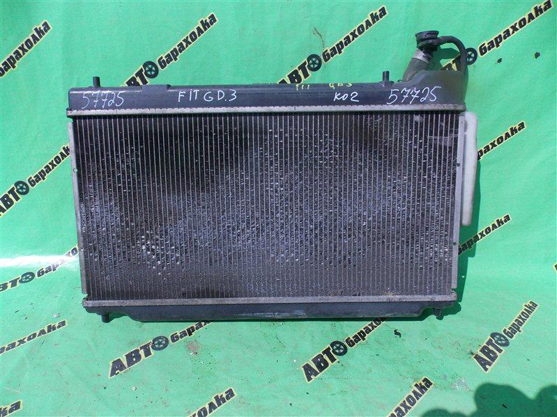 Радиатор основной Honda Fit GD3 L15A