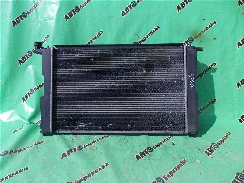 Радиатор основной Toyota Vista Ardeo AZV50 1AZ