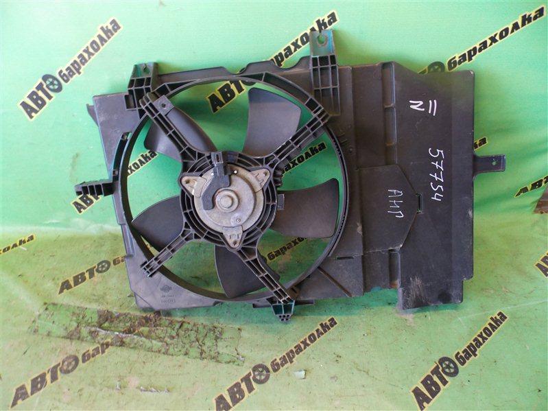 Вентилятор радиатора Nissan Cube BZ11