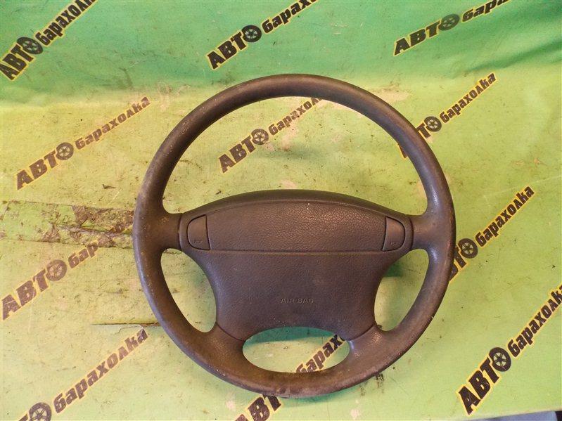 Руль с airbag Suzuki Cultus GC21W G15A 1996
