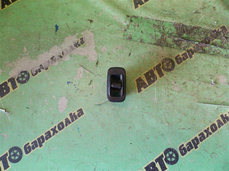 Кнопка стеклоподъемника Toyota Caldina ST190 задняя левая