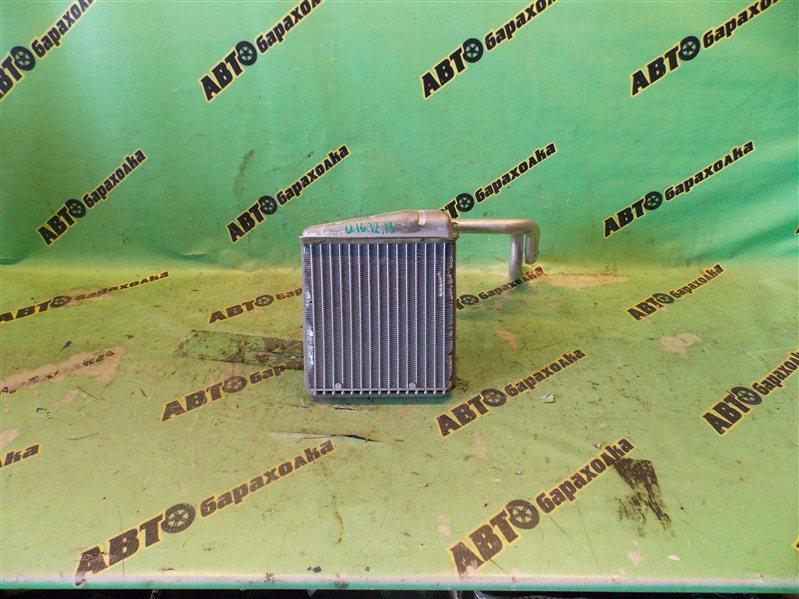Радиатор печки Nissan Bluebird Sylphy KG11