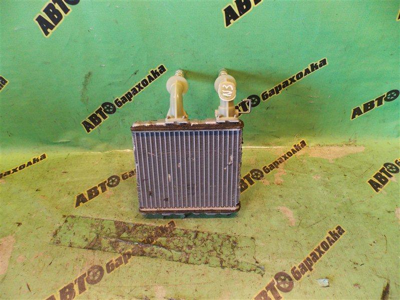 Радиатор печки Nissan Presea R11 GA15(DE) 1997