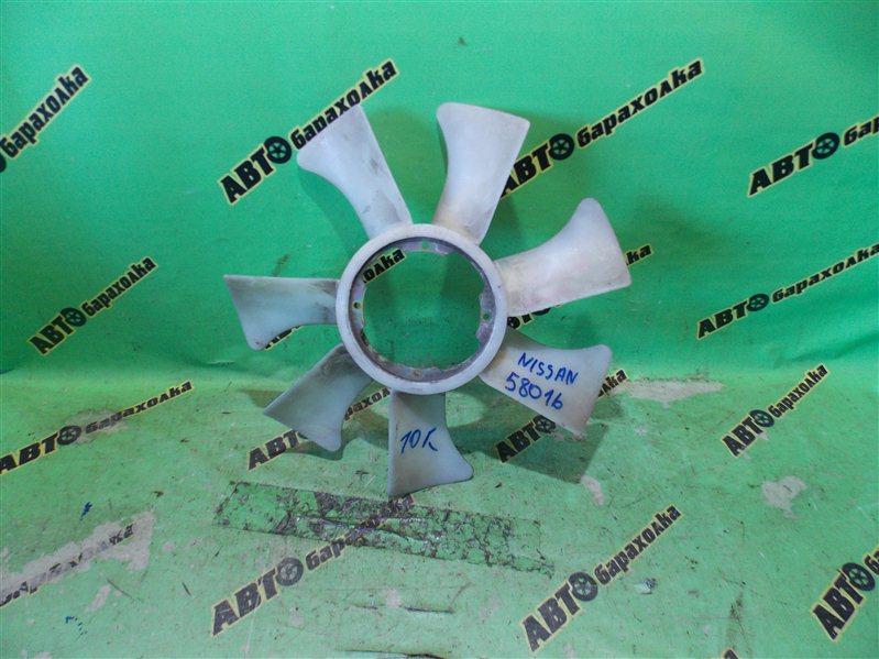 Вентилятор вискомуфты Nissan Terrano VG33E LR50