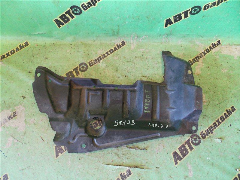 Защита двигателя Nissan Expert VW11 передняя левая
