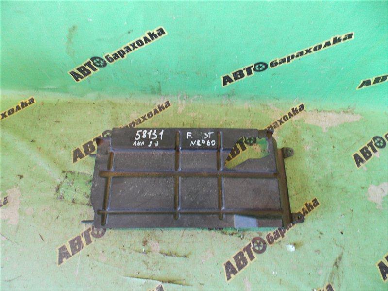 Защита радиатора Toyota Ist NCP60 передняя