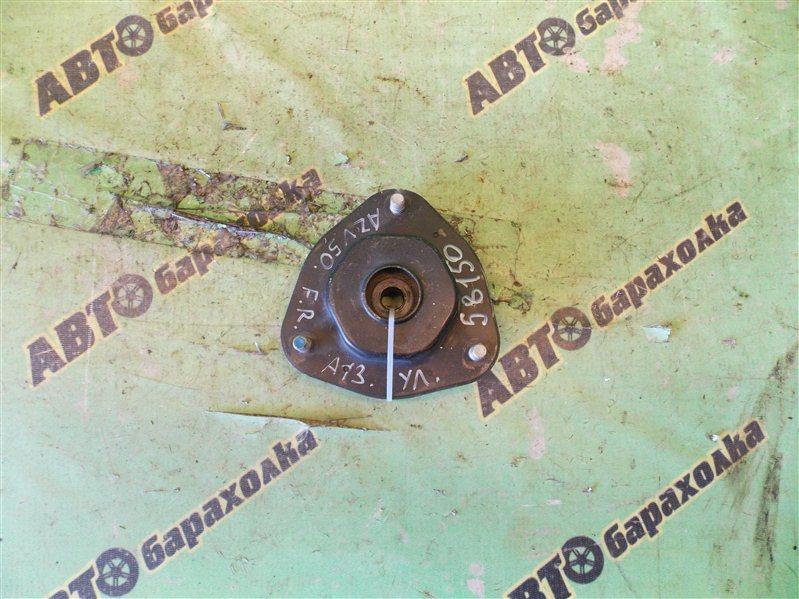Опора стойки Toyota Vista Ardeo AZV50 1AZ-FSE передняя правая