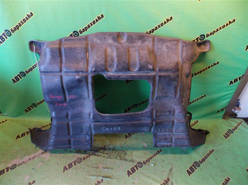 Защита двигателя Mazda Bongo передняя