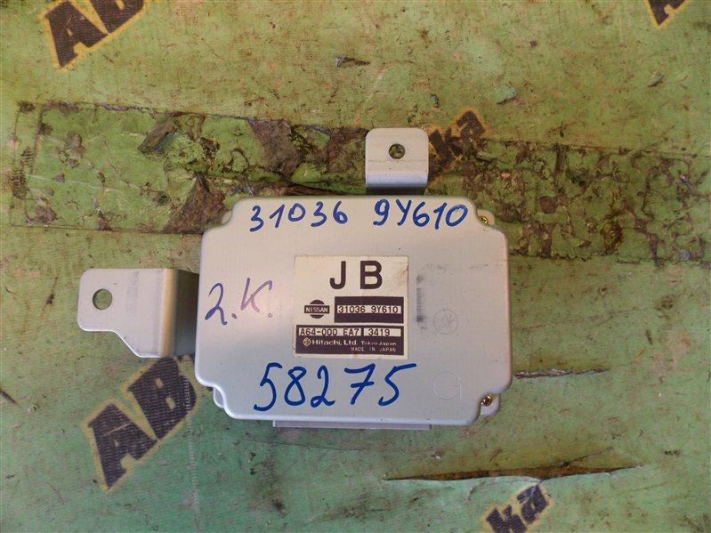 Блок переключения кпп Nissan Teana J31 VQ23(DE) 2003