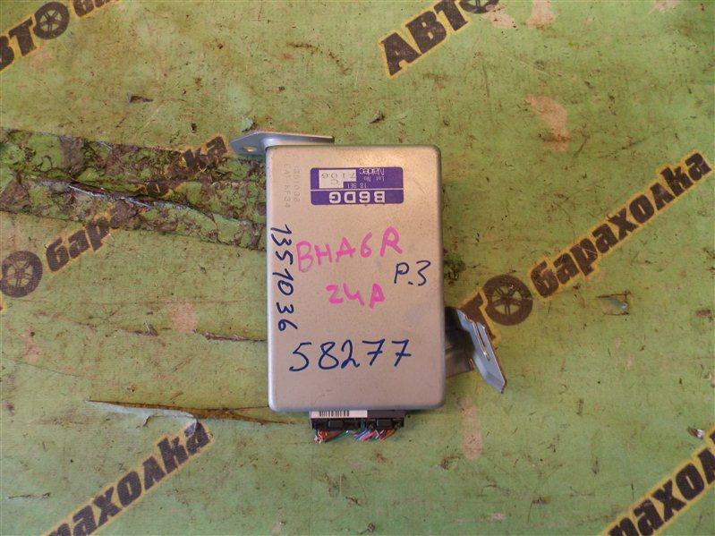 Блок переключения кпп Mazda Familia BHA6R B6 1997