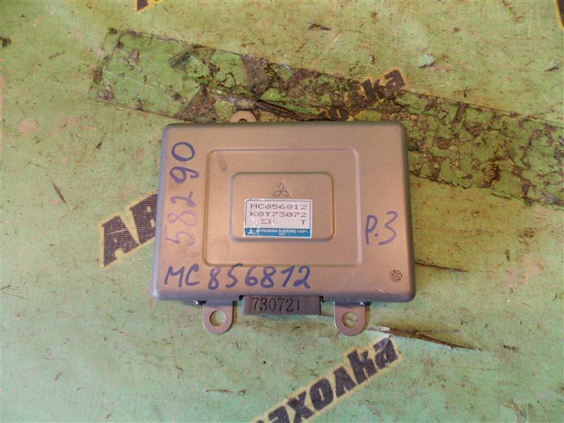 Электронный блок Mitsubishi Pajero V46 4M40 1994