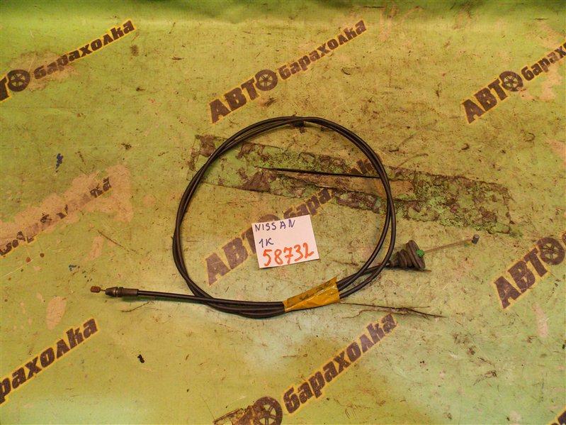 Тросик капота Nissan Presage U30 KA24(DE) 2001