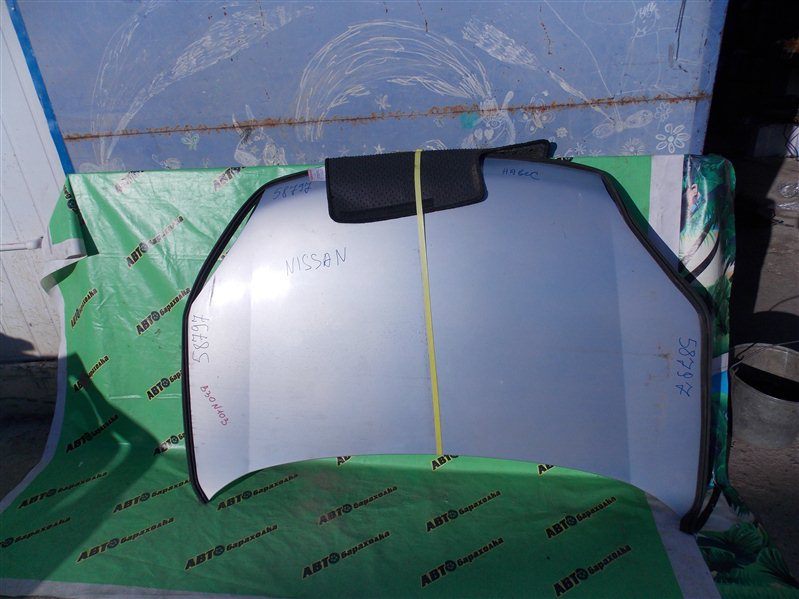 Капот Nissan Lafesta B30 MR20(DE) 2004