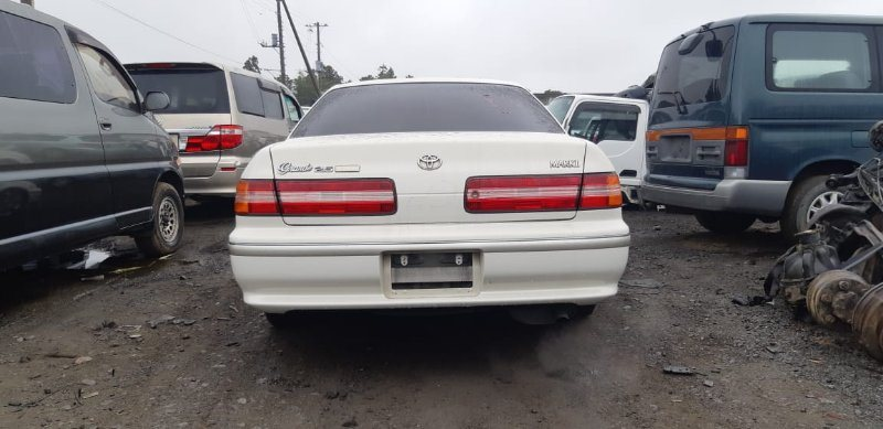 Крышка багажника Toyota Mark Ii JZX100 1JZ-GE 1997