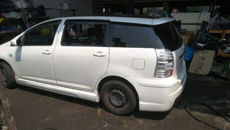 Обвес Toyota Wish ZNE14 1ZZ-FE 2003