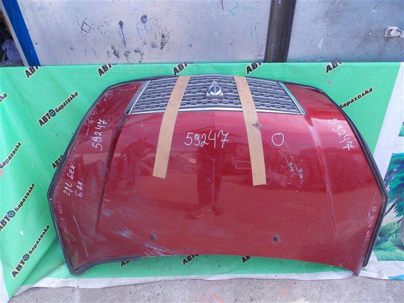 Капот Toyota Opa ZCT10 2003