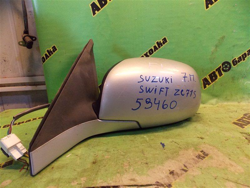Зеркало Suzuki Swift ZC71S переднее левое