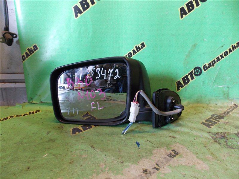 Зеркало Nissan Lafesta B30 MR20(DE) 2004 переднее левое