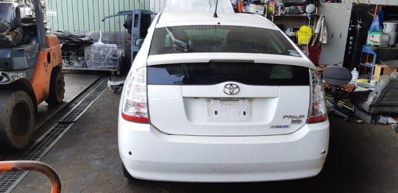 Спойлер Toyota Prius NHW20 1NZ-FXE 2006 задний