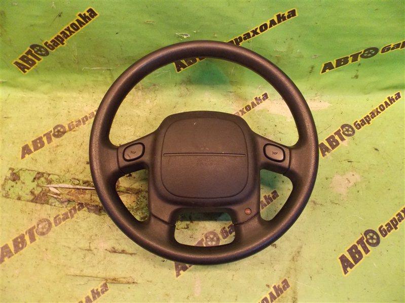 Руль с airbag Mitsubishi Pajero Mini H51A 4A30
