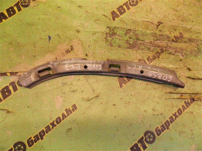 Планка под стоп Honda Civic EK3 задняя левая