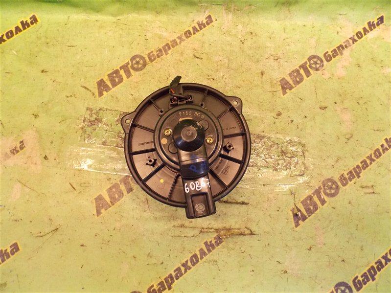 Мотор печки Toyota Gaia SXM10 3S-FE 2001