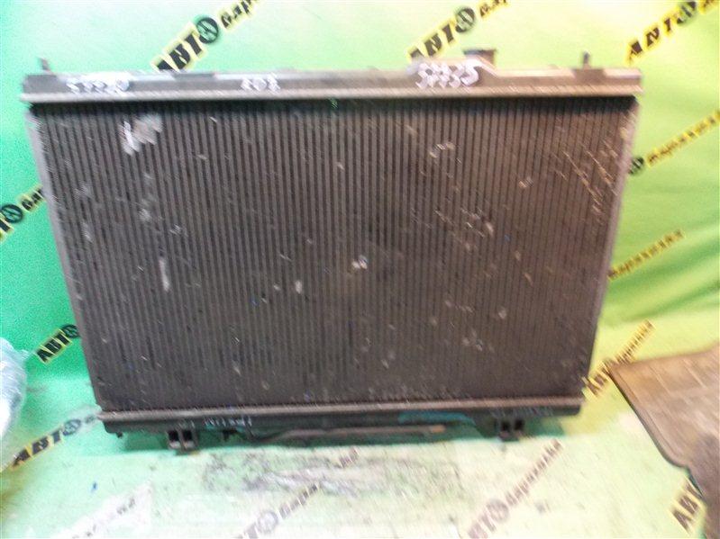 Радиатор основной Toyota Ipsum SMX10 3S-FE