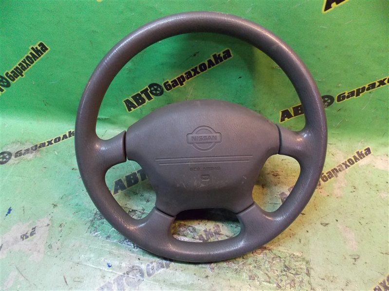 Руль с airbag Nissan March K11 CG10(DE) 2000