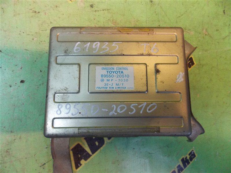 Блок efi Toyota Corona ET176 3E