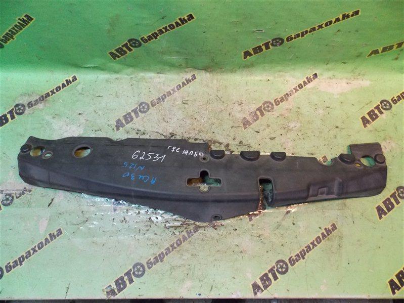 Защита замка капота Toyota Harrier ACU30 2AZ-FE 2005