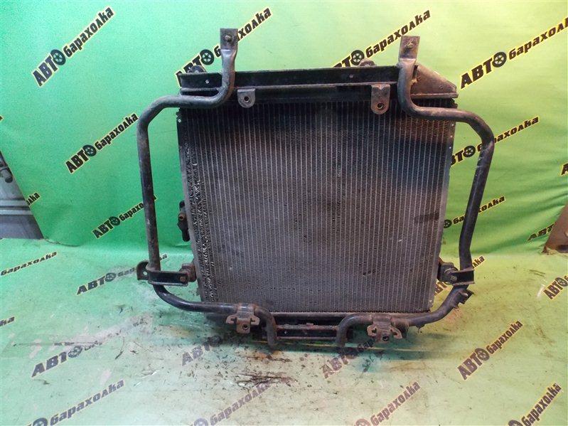 Радиатор основной Toyota Hiace KZH106 1KZ-TE 1996 нижний