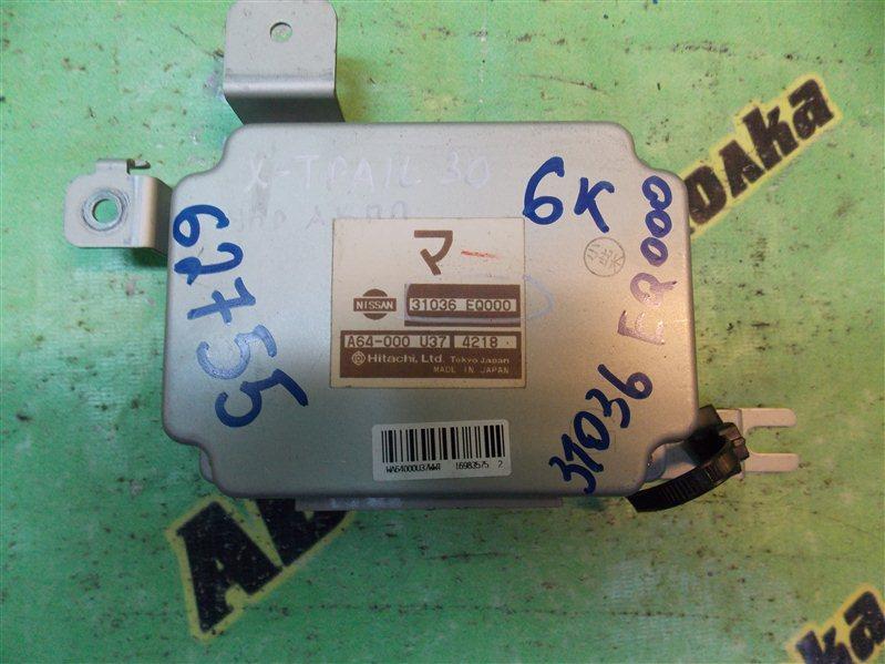 Блок переключения акпп Nissan X-Trail NT30 QR20(DE) 2004