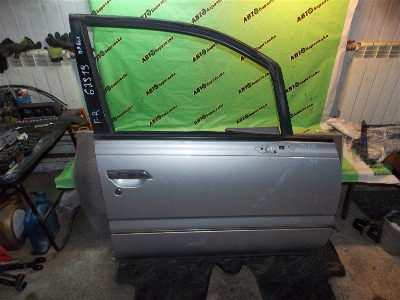 Дверь Nissan Presage VNU30 передняя правая