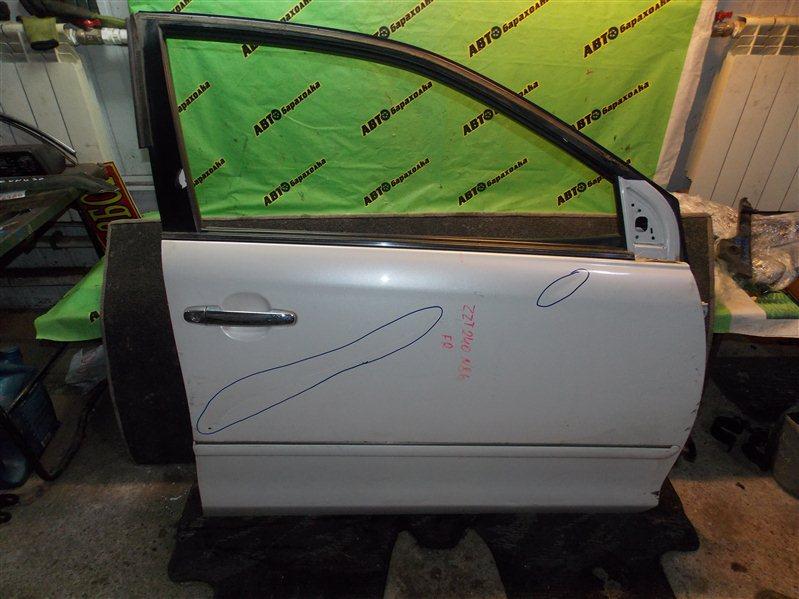 Дверь Toyota Premio ZZT240 1ZZ-FE 2006 передняя правая