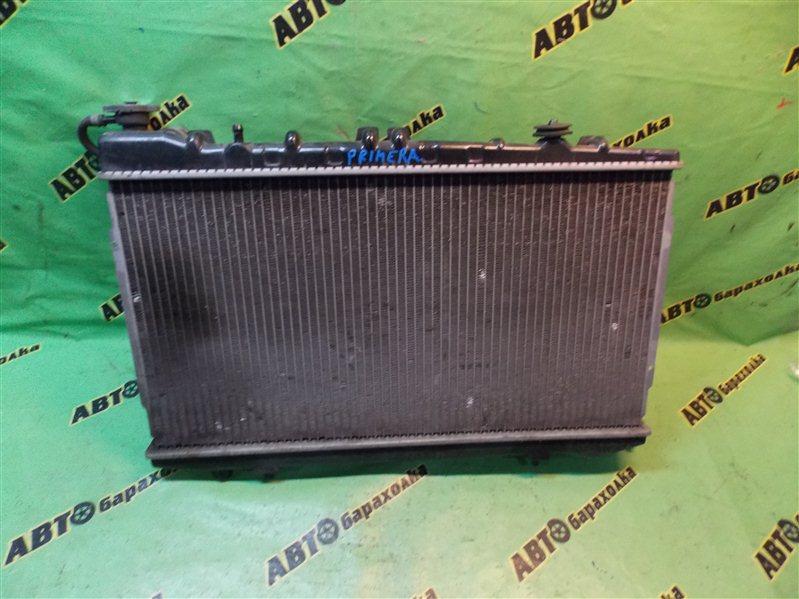 Радиатор основной Nissan Primera P10 SR20