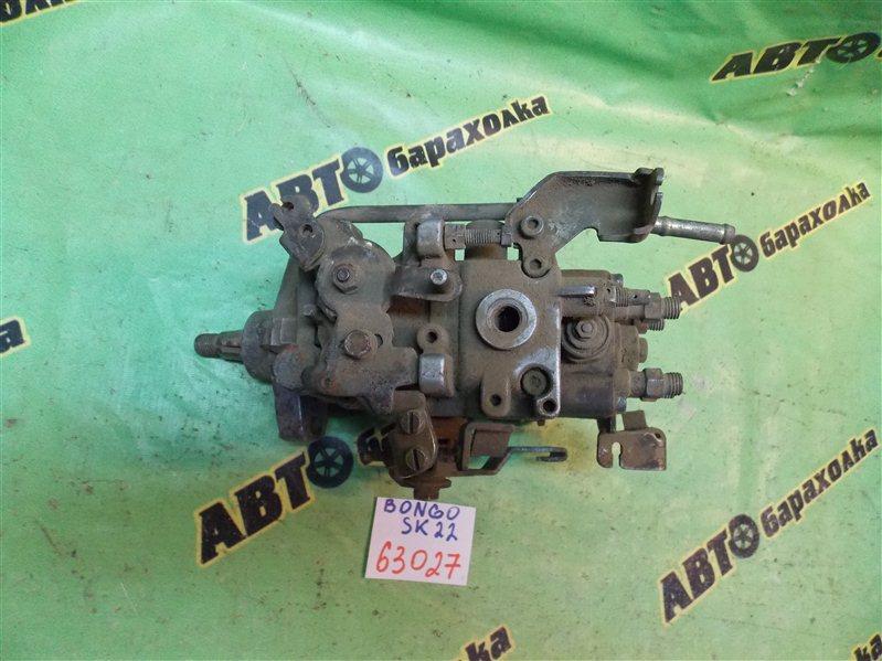 Тнвд Mazda Bongo SK22 RF