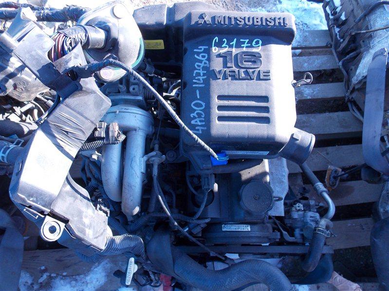Двигатель Mitsubishi Pajero Mini H53A 4A30 2001