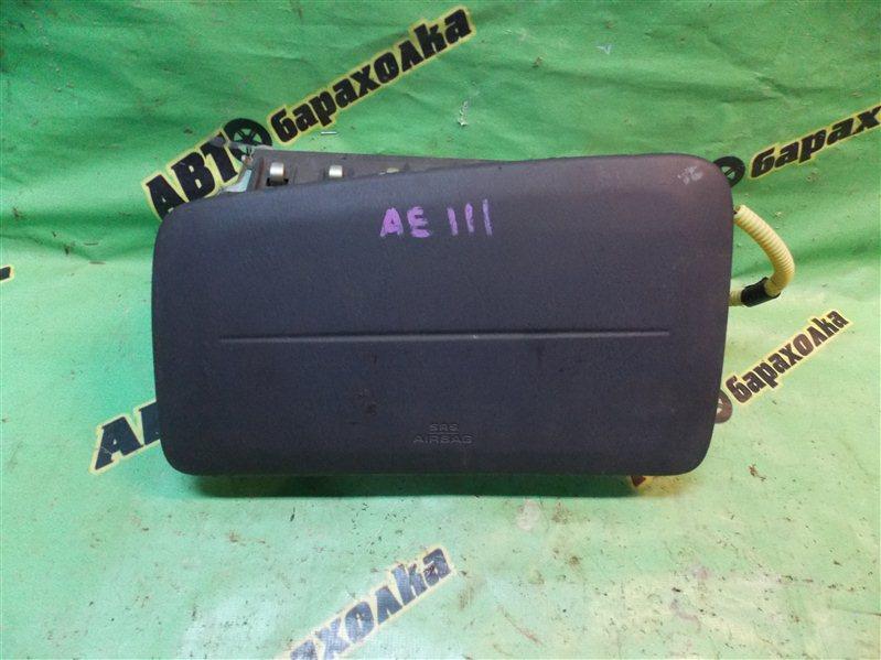 Airbag пассажирский Toyota Sprinter Carib AE111