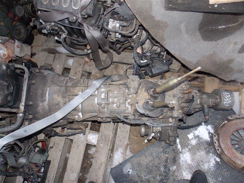 Мкпп Mitsubishi Pajero V46 4M40 1993