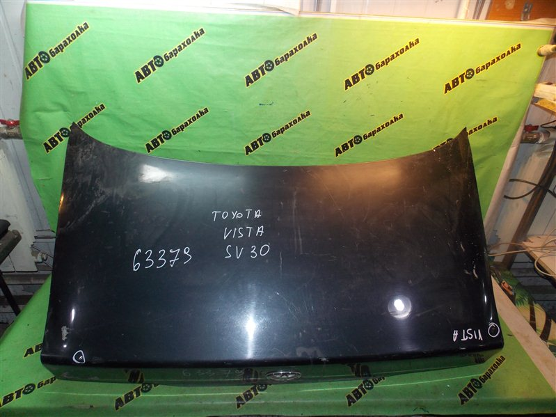 Крышка багажника Toyota Vista SV30 задняя