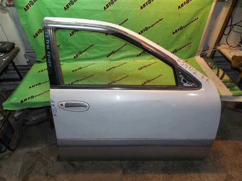Дверь Nissan Cefiro PA32 передняя правая